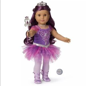 AMERICAN GIRL LE Nutcracker Sugar Plum Fairy Doll